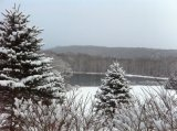 Winter magic in thehills
