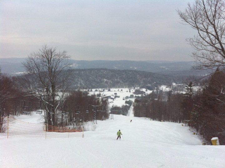 World-Class Skiing in LitchfieldCounty