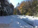 When it Snows in October, Life BecomesAltered