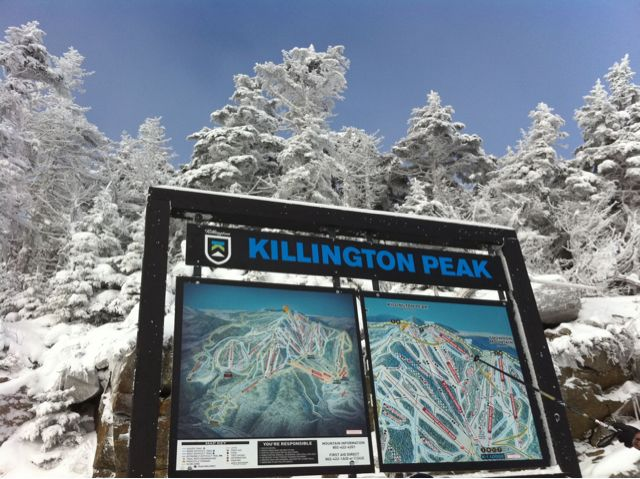 Christmas in Killington