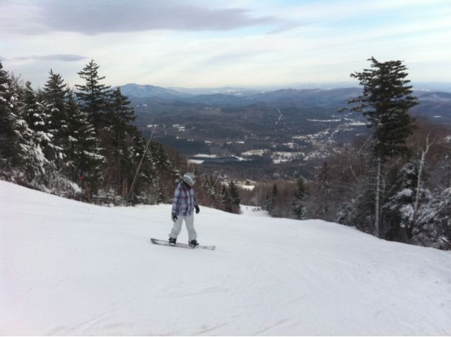 Daytrip: Following the Snow to Okemo Mountain Resort