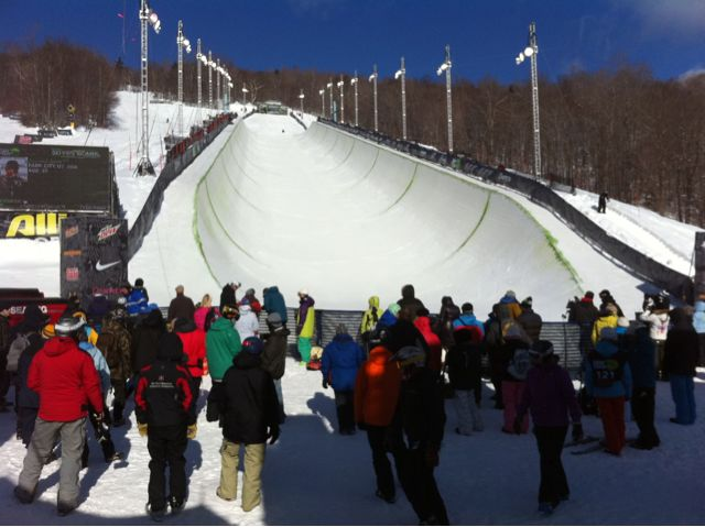 Day Two at The DewTour