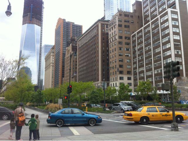 One World Trade Center Grows as America GrowsStronger